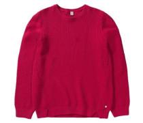 Pullover für Mädchen rot