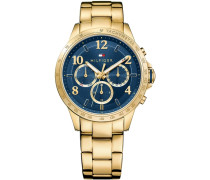 Multifunktionsuhr »Sophisticated Sport 1781643« gold