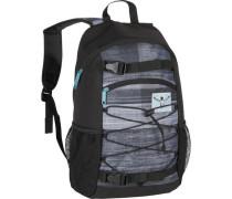 Sport Base Rucksack 48 cm Laptopfach grau / schwarz