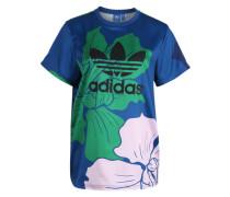 Shirt 'Sateen' mischfarben