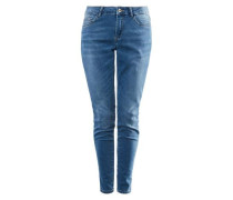 Sadie Superslim: Softe Stretch-Jeans blue denim
