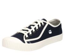 "Sneaker Low ""rovulc HB"" creme / navy"