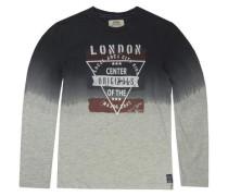 T-Shirt langärmlig grau