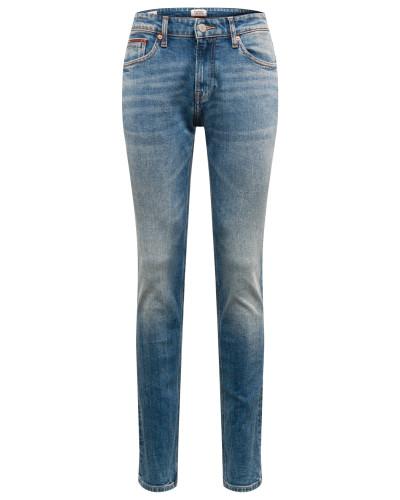 Jeans 'slim Scanton' blue denim