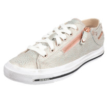 Sneaker Low 'Magnete expo' gold