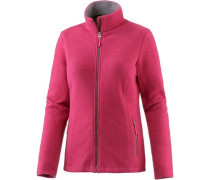 'Tscherms 1' Fleecejacke Damen pink