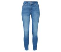 Jeans 'pcdelly SKN MW CR Lb124-Ba/noos'