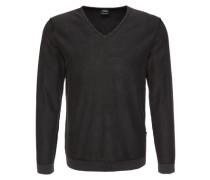 Pullover 'K-Lennon-V' schwarz