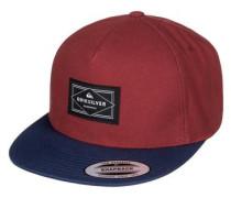 Snapback Cap »Freewill« rot