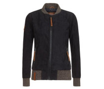 Female Jacket Dirty Mother schwarz