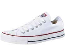 Seasonal OX Sneaker blau / rot / weiß