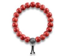 Armband 'Power Bracelet Ethno Rot A1705-062-1'