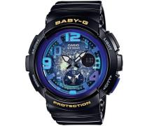 Baby-G Chronograph schwarz