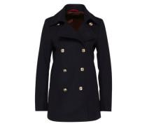 Jacke im Marine-Stil 'Cicabin' schwarz
