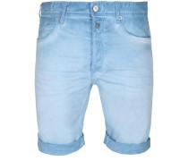 Shorts himmelblau