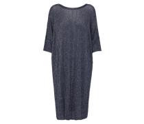 Oversize Kleid 'm-Loose' taubenblau