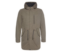Winterparka 'The functional parka' grau