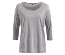 Shirt 'solveig' grau / graumeliert