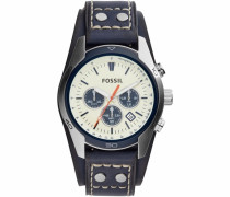 Chronograph »Coachman« blau