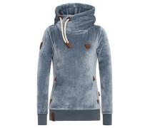 Female Zipped Jacket Darth Mack II grau