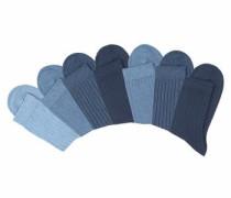 Socken (7 Paar) marine