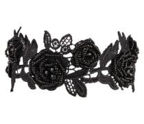 Halskette 'pcrosille' schwarz