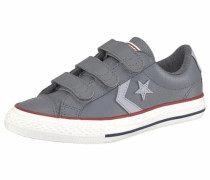 Sneaker 'Star Player EV 3 V Leather' grau