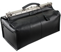 Toscana Bügelreisetasche Leder 52 cm