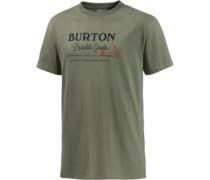 Durable Goods T-Shirt Herren grün