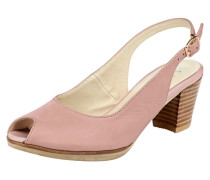 Slingpumps pink