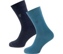 Larsen 2 Paar Socken