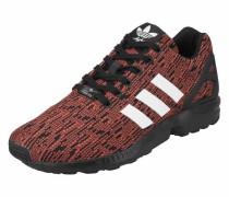 Sneaker 'ZX Flux' rostbraun / schwarz