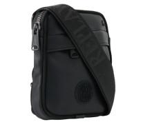 Small PU Bag schwarz