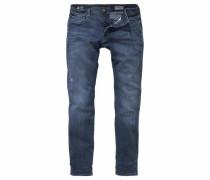 Slim-fit-Jeans '3301 Slim' dunkelblau