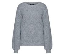 Pullover hellgrau