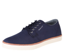 Sneaker aus Stoff 'Bari Low' marine