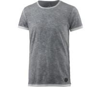 'BY MY Side' T-Shirt Herren rauchgrau