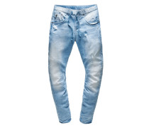 Jeans 'Boyfriend' hellblau
