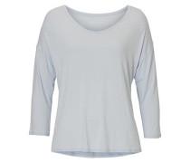 Shirt im Basic-Stil opal