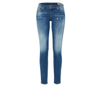 'Gracey' Skinny Jeans 084Ky blue denim