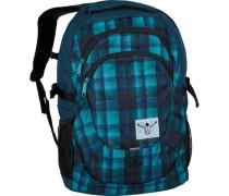 Sport Harvard Rucksack 49 cm Laptopfach blau / mischfarben