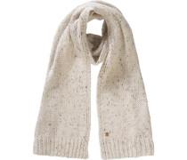 Schal für Mädchen wollweiß