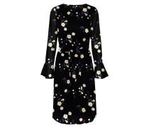 Kleid schwarz / mischfarben