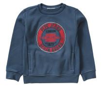 Sweatshirt 'siro' für Jungen blau