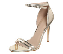 High-Heel Sandalette 'Elivia' gold