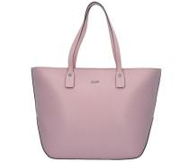 'Pure Kornelia' Shopper pink / rosa