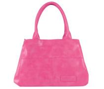 Zoe Vintage Handtasche 35 cm pink