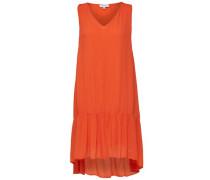 Kleid 'SFMadelin' orangerot