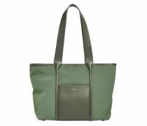 Shopper 'lisabet Shopper' dunkelgrün