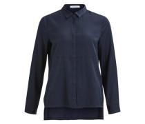 Klassisches Hemd nachtblau